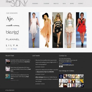 Fashion Showroom and Distributor