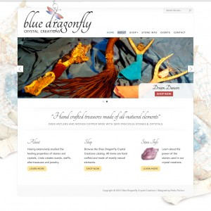 WordPress Website for Etsy Shop