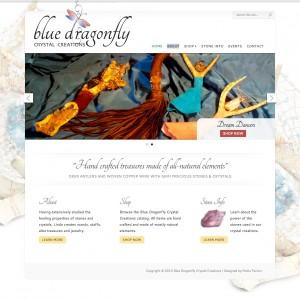 WordPress Website for Etsy Shop