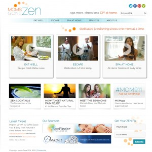 Moms Gone Zen Blog