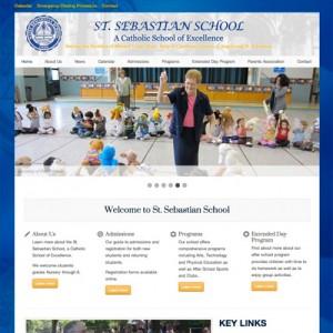 Private School Website