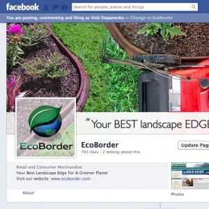 Facebook Branding - Gardening Company