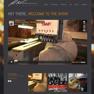 Video Portfolio Website WordPress
